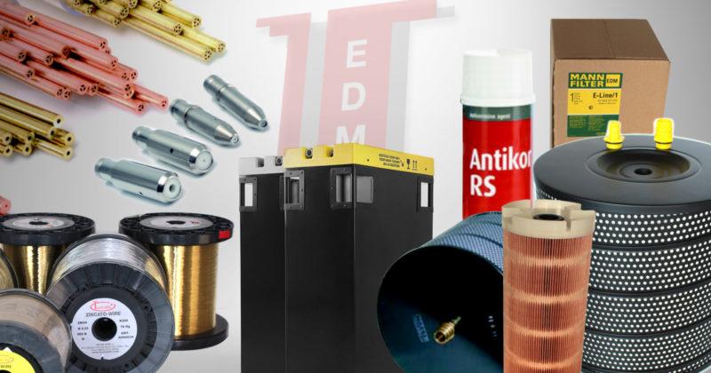 home-materiali-3 elettrodi filo per elettroerosione EDM