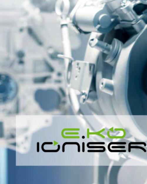 04-eko-ionizer filo per elettroerosione EDM elettrodi in grafite