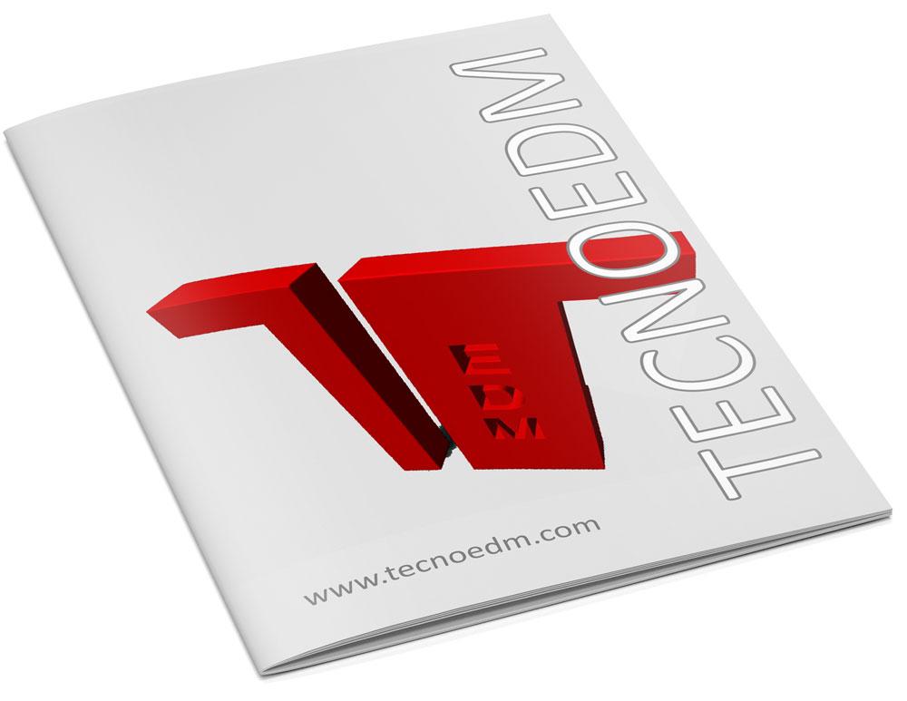 download pdf download catalogo TecnoEdm Brochure Fronte