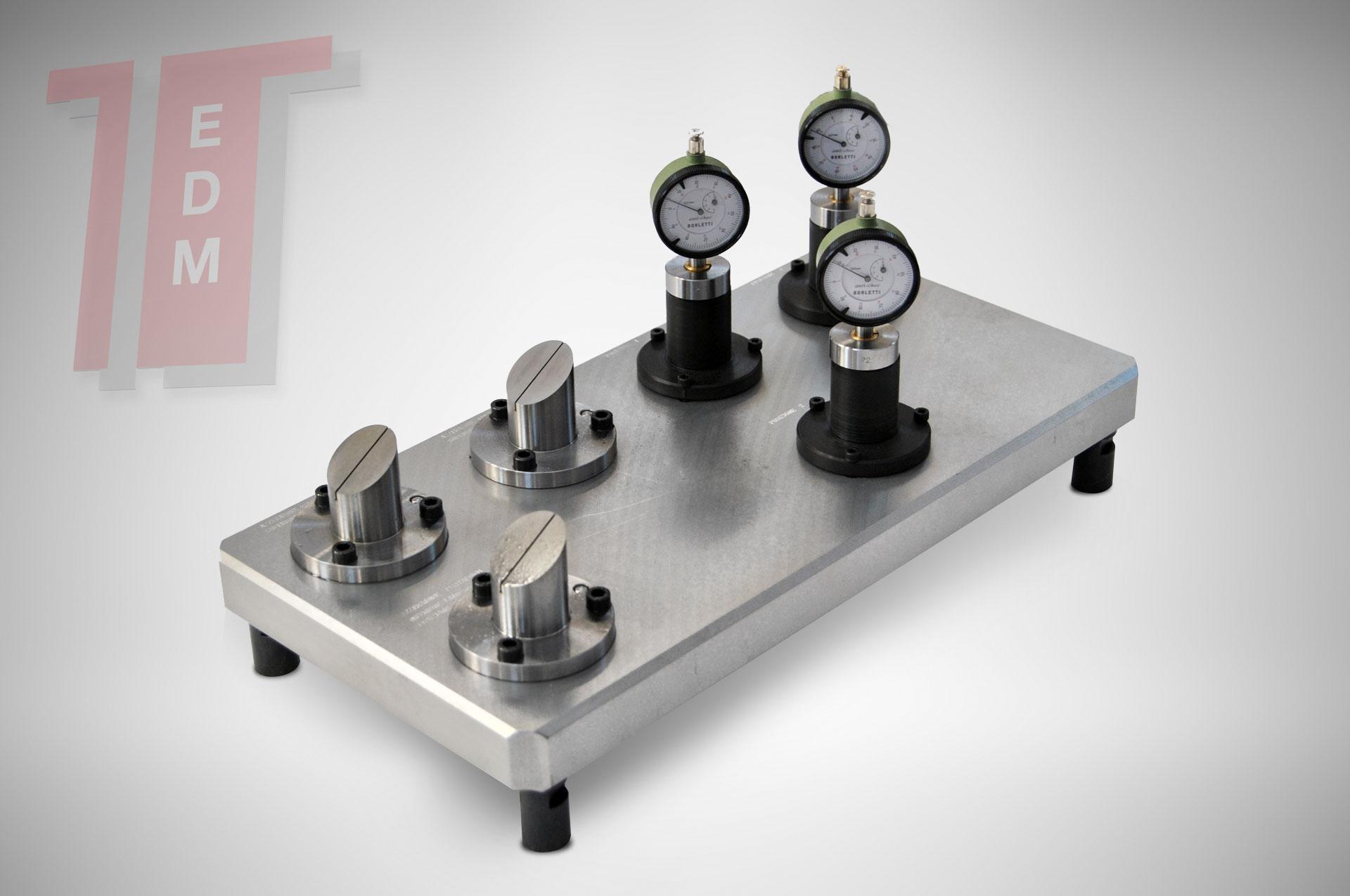 calibro profondità attrezzature EDM