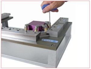 chiusura rapida vite montaggio sistema fissaggio EDM fissaggi per EDM