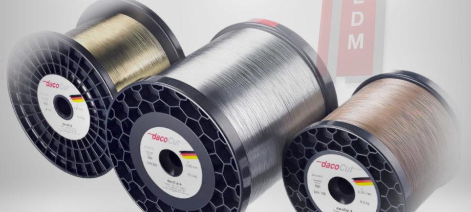 filo per elettroerosione filo dahmen