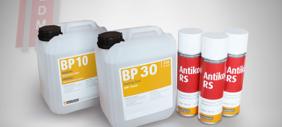 fluido BP spray Antikor protezione metalli