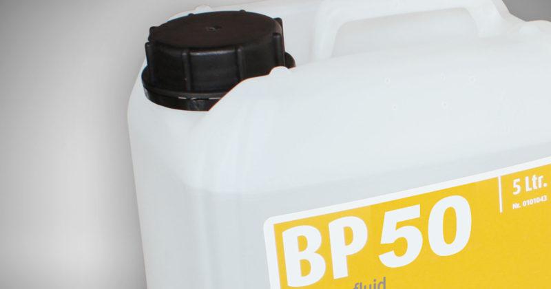 tubetti rame ottone fluido foratrici BP50 concentrato