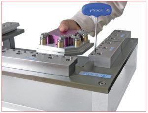 fissaggi per EDM manipolazione trasferimento in macchina montaggio sistema fissaggio EDM