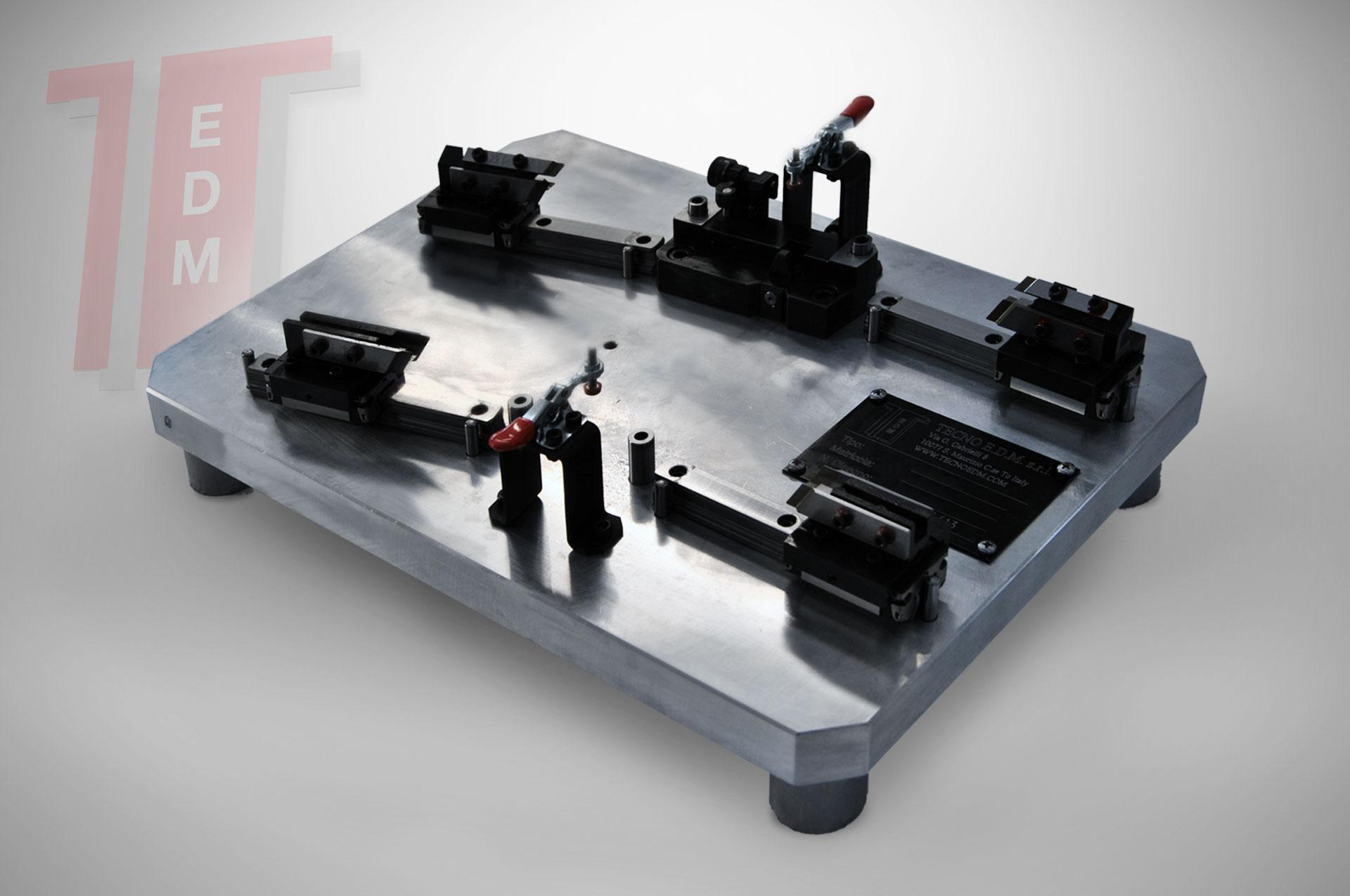 porta elettrodo attrezzature EDM attrezzature per edm