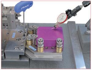 fissaggio per EDM presetting fuori macchina montaggio sistema fissaggio EDM
