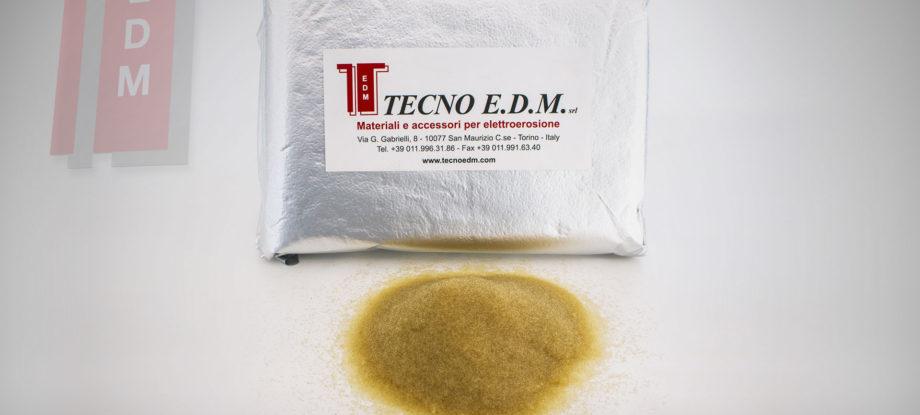 resina accessori filo EDM