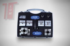 set FTool sistemi fissaggio fissaggi per EDM